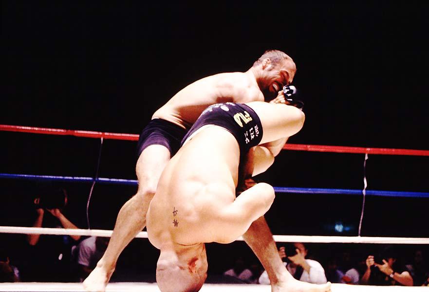 How to Armbar A Wrestler As Soon As You Get Taken Down- Firas Zahabi