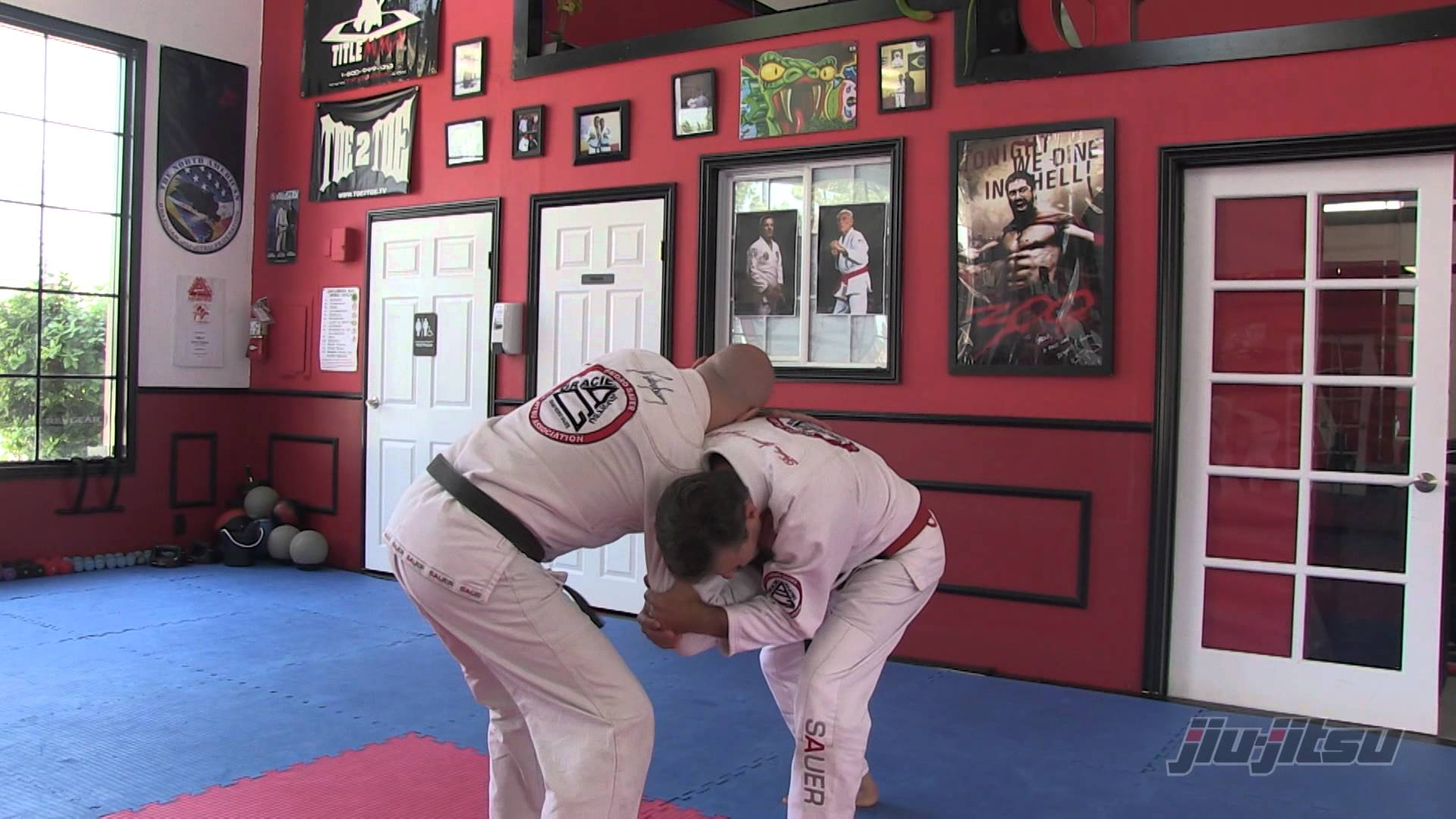 Diffuse The Situation Like a Gentleman: Standing Wrist Lock with Pedro Sauer