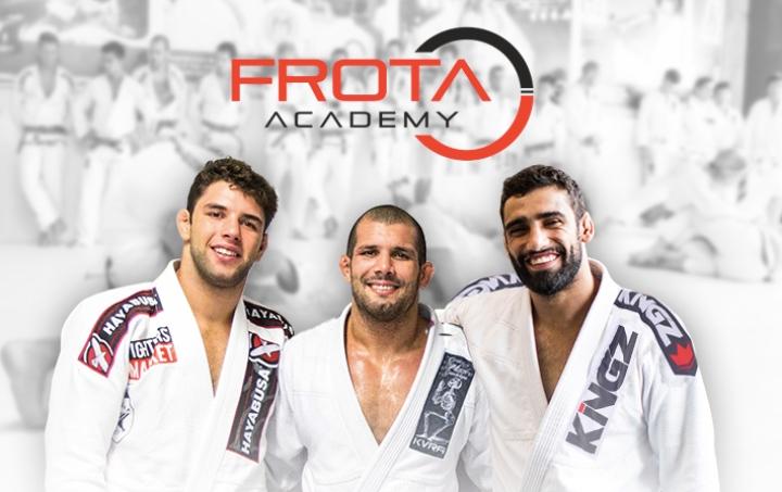 Rodolfo, Braulio, Buchecha & Leandro On Their Weight Lifting Routine for Jiu-Jitsu