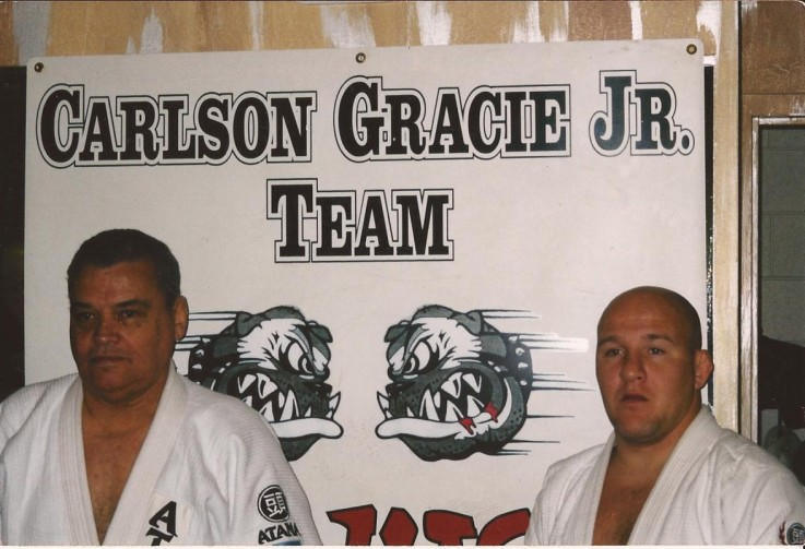 Disrespect the Legs: Learn Secrets of Carlson Gracie Pressure Guard Passing System