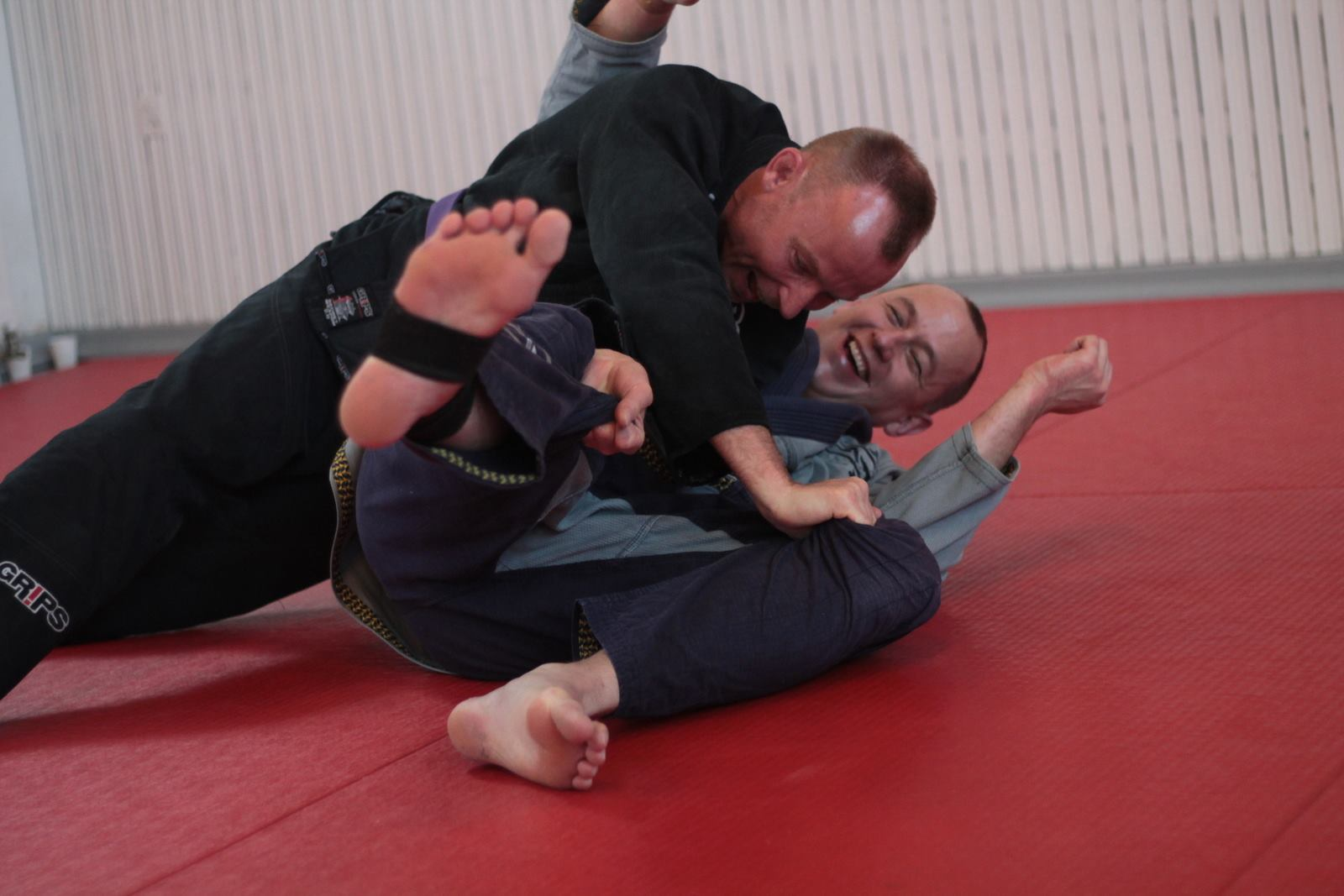 Researchers Find Jiu-Jitsu Practitioners To Be Least Aggressive Martial Artists