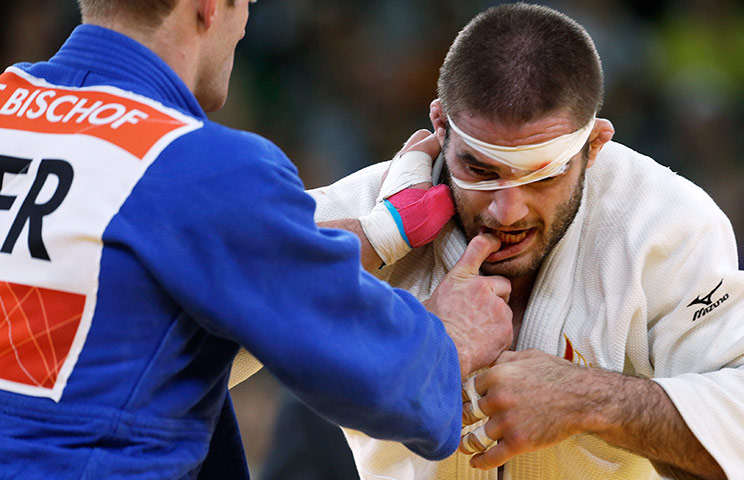 Judo Olympian Travis Stevens Shows 3 Great Throws for BJJ