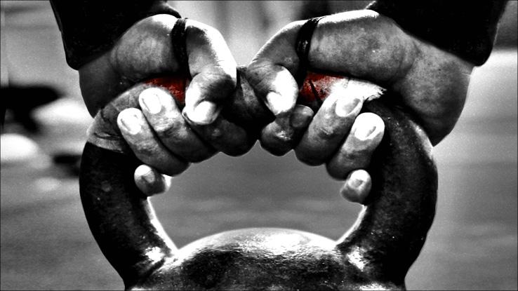 An Inside Look At A Judo Olympian S Kettlebell Workout