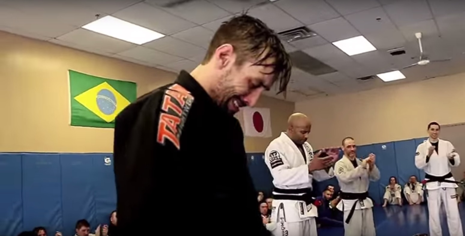 13 Years a Brown Belt: The Incredible BJJ Journey of Mike Bidwell