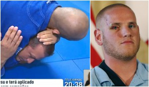 Olympic Wrestling Gold Medalist Stops Armed Terrorist With Takedown