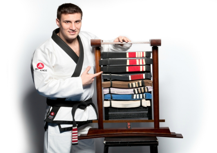 Phil Migliarese: The Road To Becoming a 6th Degree Gracie Black Belt at 39 Years Old