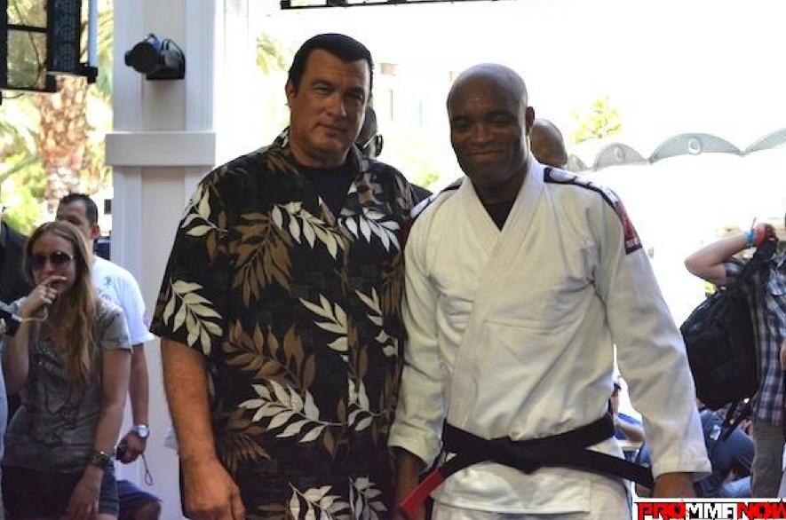 MMA Legend Calls Steven Seagal An Embarrassment To True Martial Artists