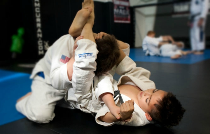 Evidence Suggests Jiu-Jitsu, Wrestling, Grappling Best For Helping ADHD Children