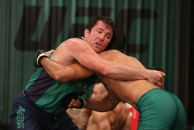 Chael Sonnen To Face Josh Barnett in Metamoris: 'I'll Take His Fat Ass Down'
