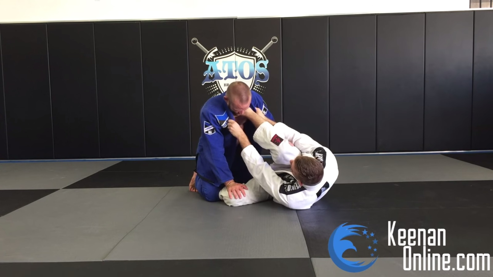 This Choke Using Your Foot Makes Training Partners Really Mad