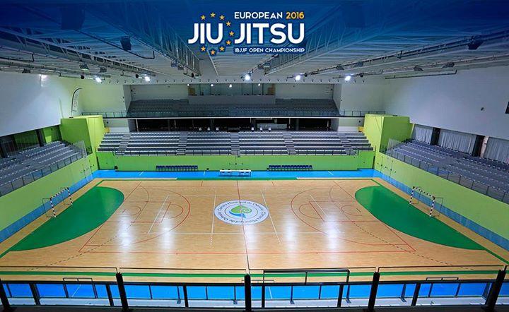 Pre-Schedule: 2016 IBJJF European Open Jiu-Jitsu Championship