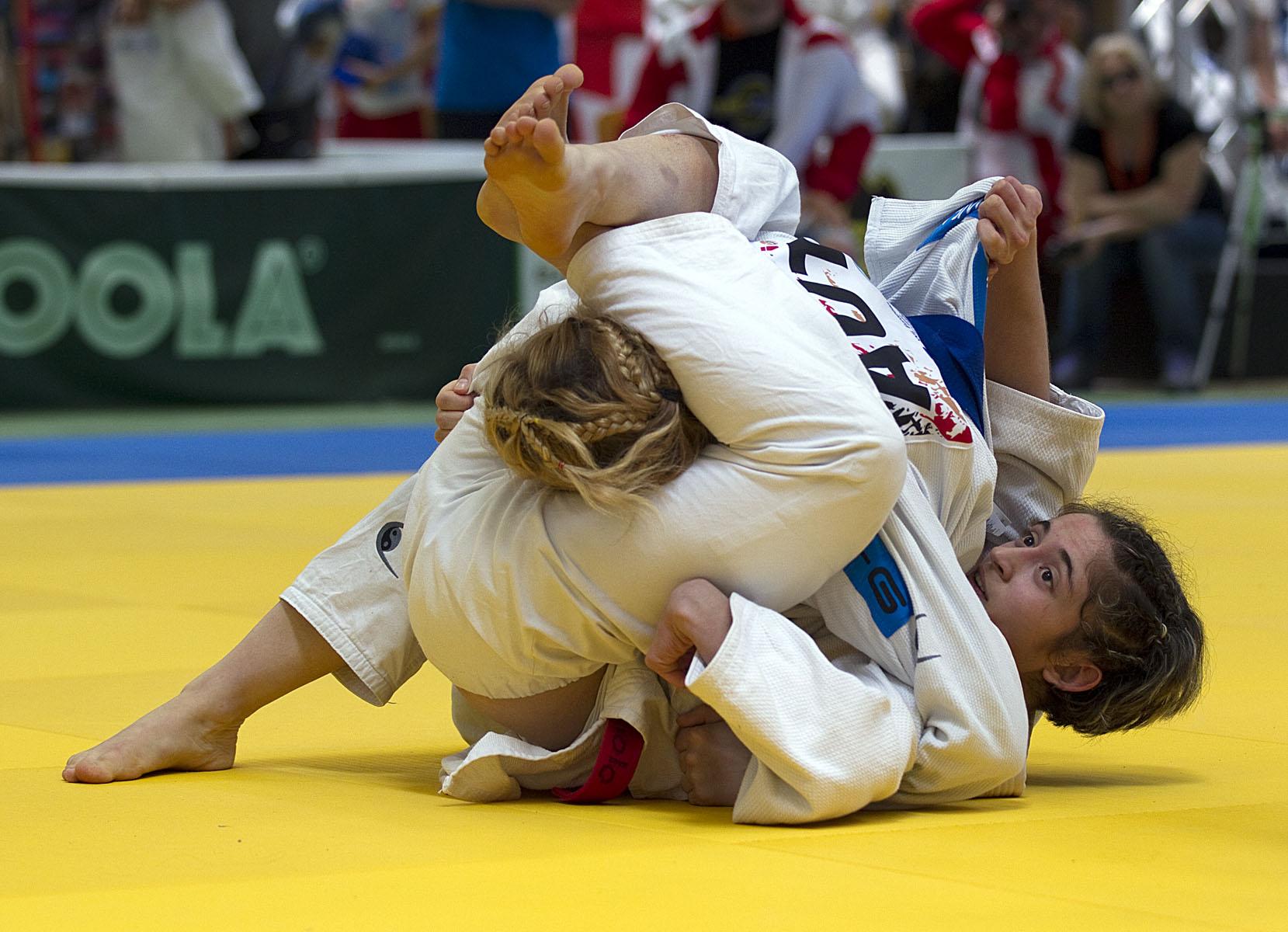 Ju-Jitsu Ne Waza Competition in Hungary, 26/09/15