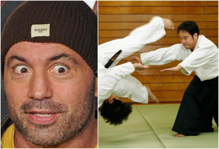 Aikido Master Develops Anti-Takedown System