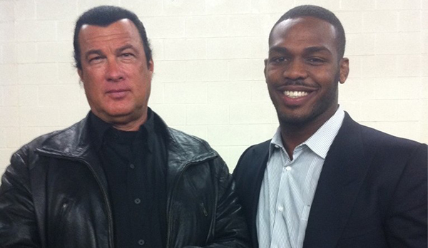 seagal jon jones