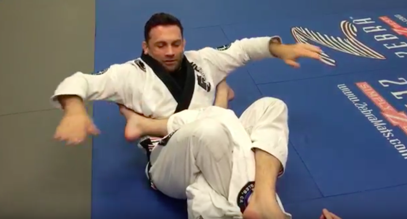 How To Set Up The Most Dangerous Leglock: Double Inverted Heelhook