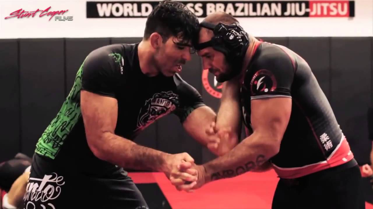 How to Improve in Wrestling as a BJJ Newcomer