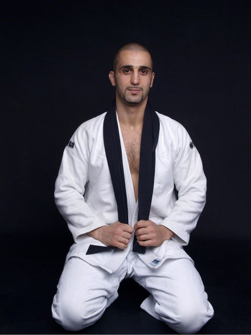 Firas Zahabi: 'Beginners in BJJ Should Start Without the Gi'