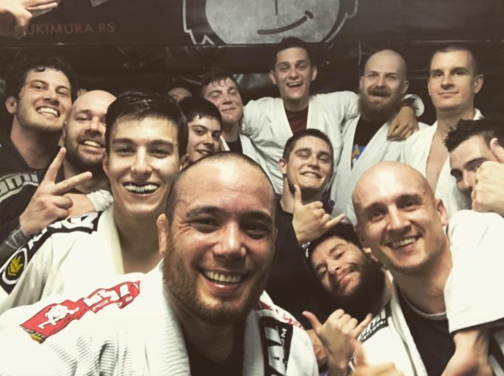 Research Finds Jiu-Jitsu Practitioners To Be The Least Aggressive Martial Artists