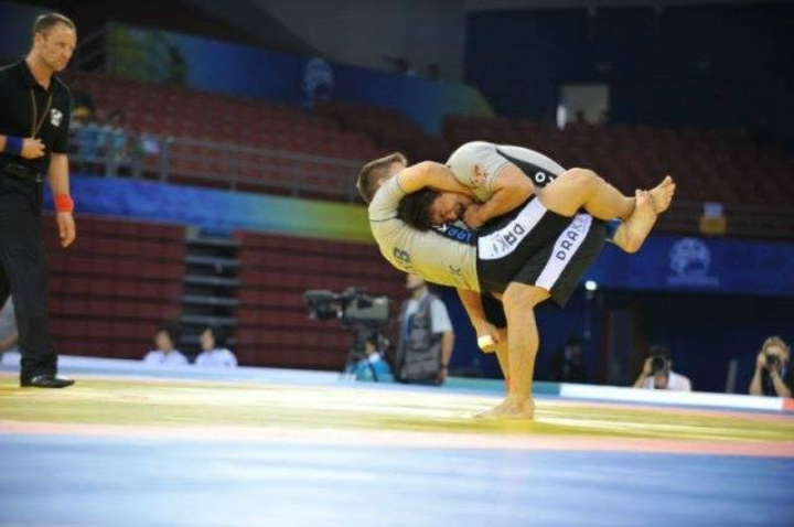 Serbia's Srdjan Rokvic on Competing in & Refereeing Major Grappling Events