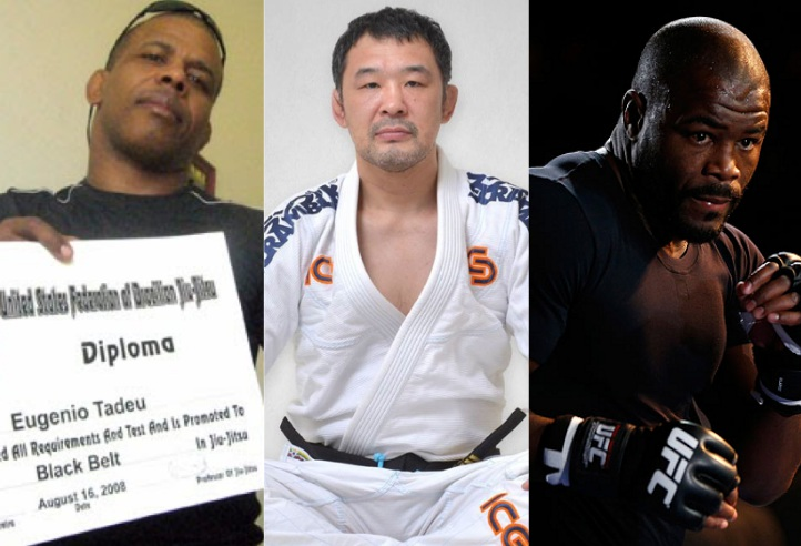 16 Jiu-Jitsu Practitioners That Were Promoted Straight to Black Belt
