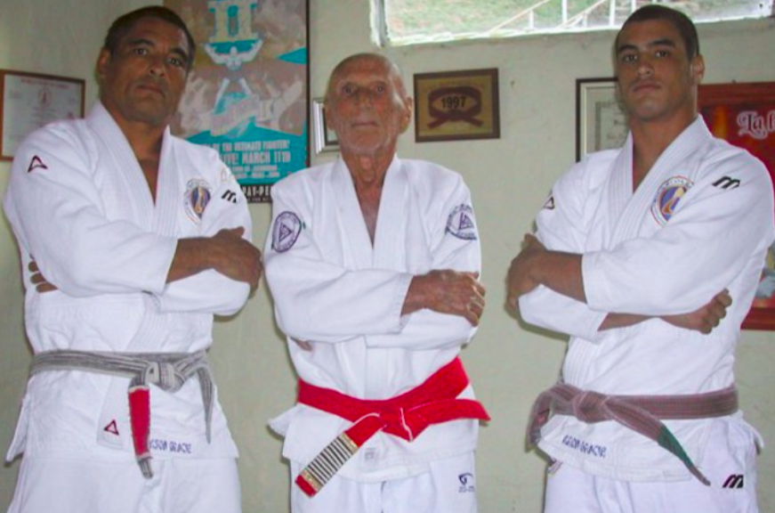 The Difference Between Helio & Rickson Gracie's Style of Jiu-Jitsu