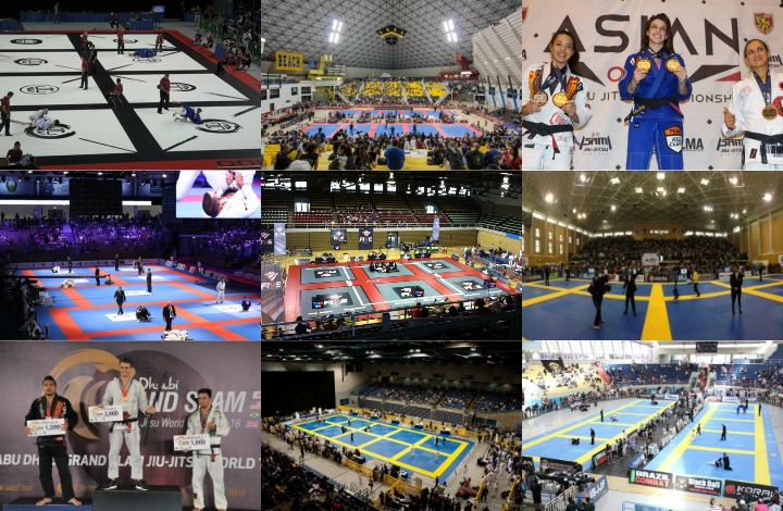 Top 10 Most Prestigious Jiu-Jitsu Tournaments For Competitors