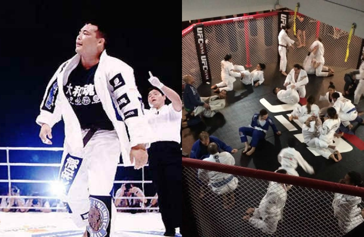 That Time a BJJ Instructor Didn't Recognize Enson Inoue