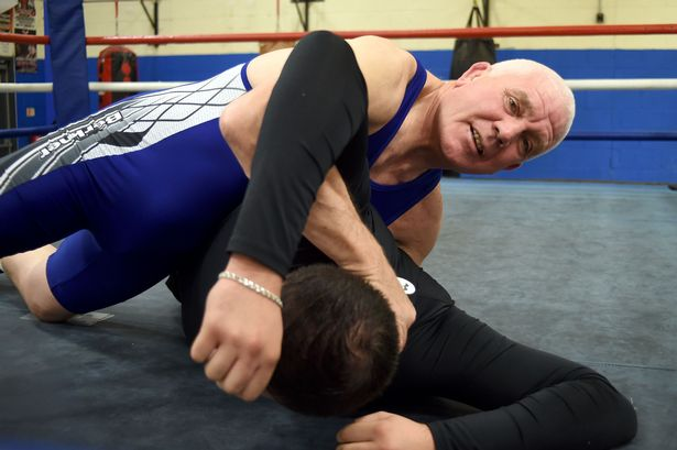 A Unique Training Approach For Older Grapplers