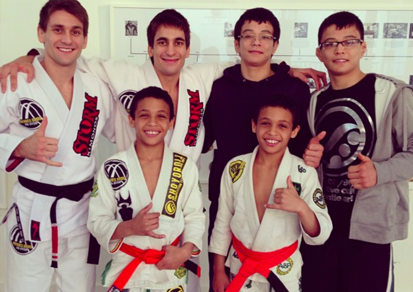 Training With Your Brother(s), The Key To Success in Jiu-Jitsu?