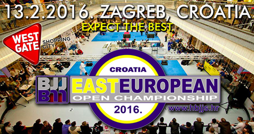BJJ Eastern European Championship 2016, Feb. 13th, Zagreb, Croatia
