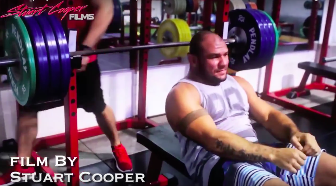 Do Grapplers Need Bench Press?
