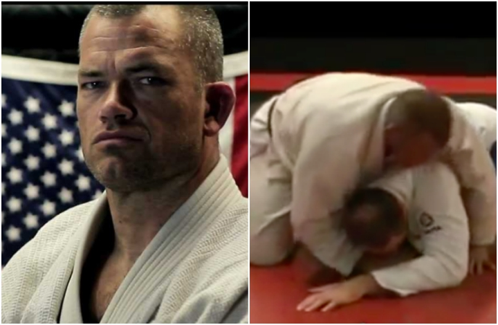 Jocko Willink on Using Strength & Technique in Jiu Jitsu