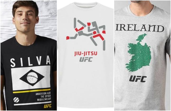 6b7c8f67cf The Best (Worst) Of Reebok's UFC T-Shirt Screw Ups