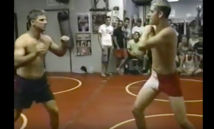 Flashback: 17 yr Old Nate Diaz in Unsanctioned Fight With Grown Man