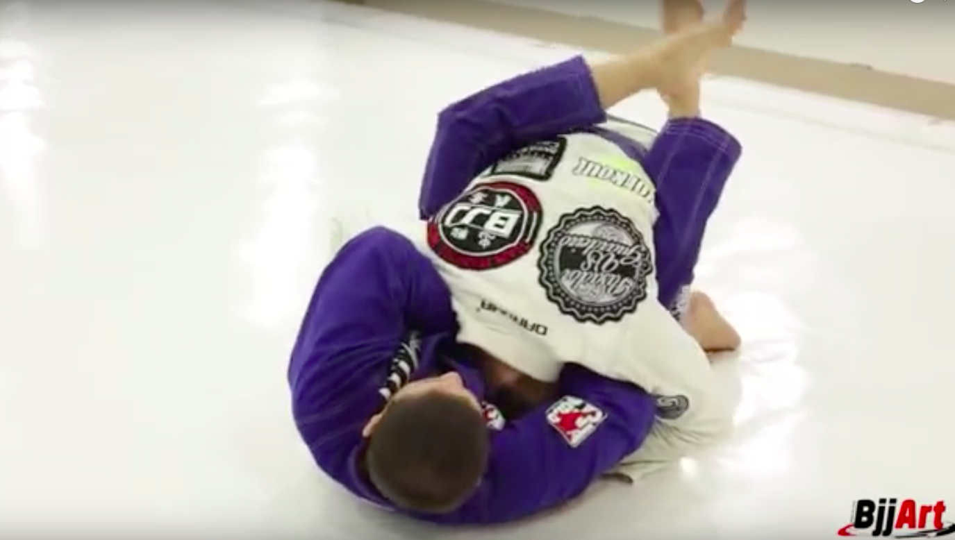 How To Set Up the Guillotine Choke in the Gi w/ Claudio Calasans, ADCC & World BJJ Champion