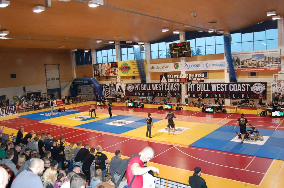 Largest No Gi Competition in Europe: Polish No Gi Championship 20/21 February 2016