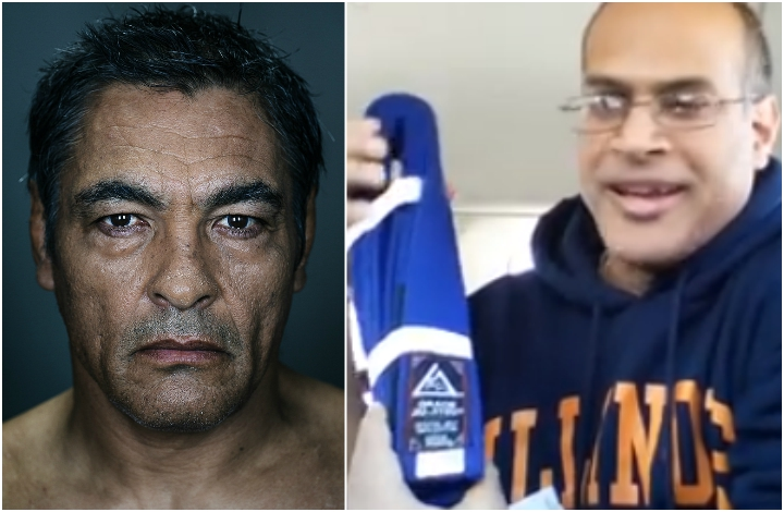Rickson Gracie's Statement on Gracie University & Online Blue Belts