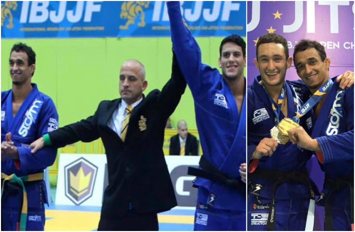 Romulo Barral Lets Both Students Win in Final of Europeans