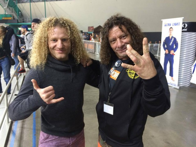 Trevor Birmingham and Kurt Osiander