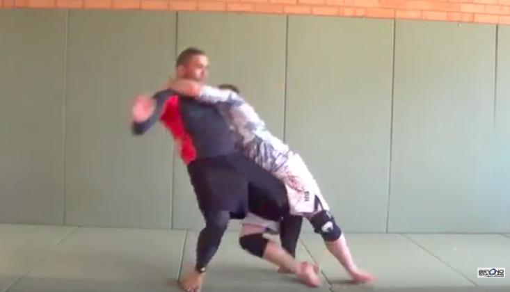 Judo for No Gi BJJ: Kosoto Gari & Fireman's Carry