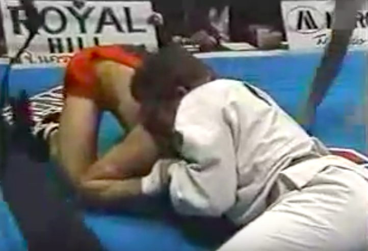 25 Years Ago: Judo Against Wrestling in a Grappling Match
