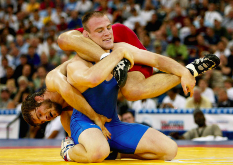 Why My Kids Will Wrestle by Cael Sanderson