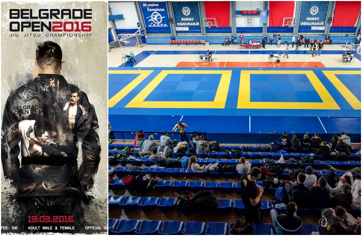 Belgrade BJJ Open, March 19, Belgrade, Serbia