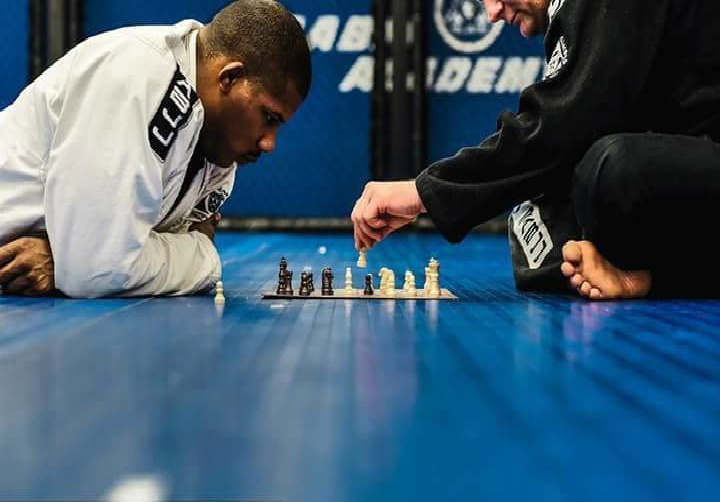 Chess on The Mat: What BJJ Can Learn from Chess