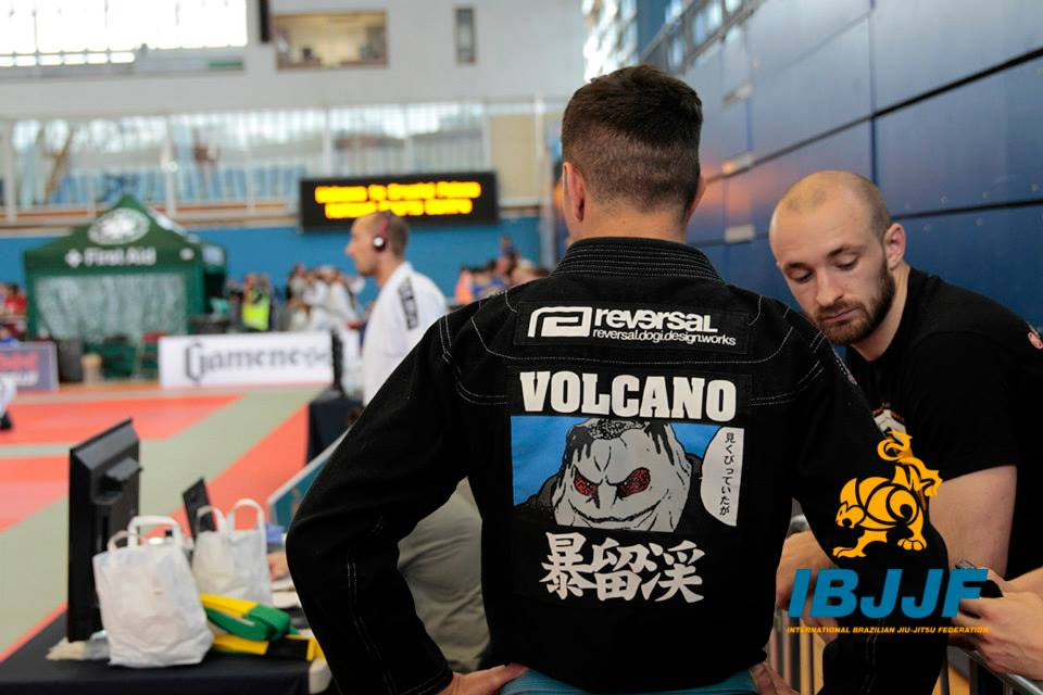 Mental Tip: A BJJ Competition Is Just Like Going To Train At Another Academy