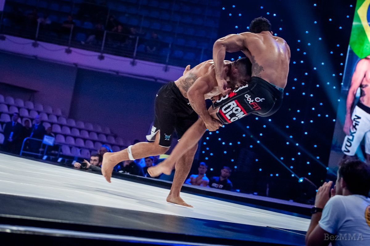 5 Best Exercises For Explosive Grappling Power