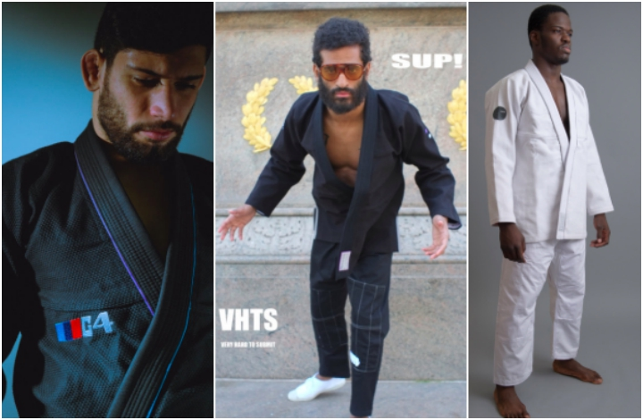 How to choose your first Gi?