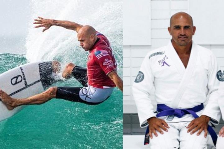 Surf Legend Kelly Slater: 'Kids Should Do Brazilian Jiu-Jitsu Before Any Other Sport'