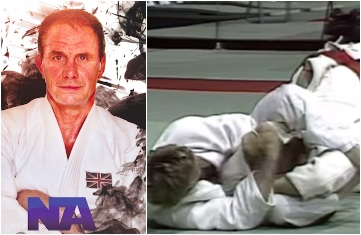 Judo Legend Neil Adams Reveals Secrets of Famous Arm Lock