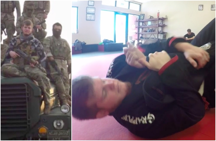Military Veterans, PTSD & Brazilian Jiu-Jitsu